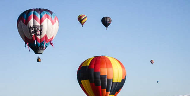 Street Fair, Hot Air Balloon, Festival, fun for kids, Erie, CO, Colorado