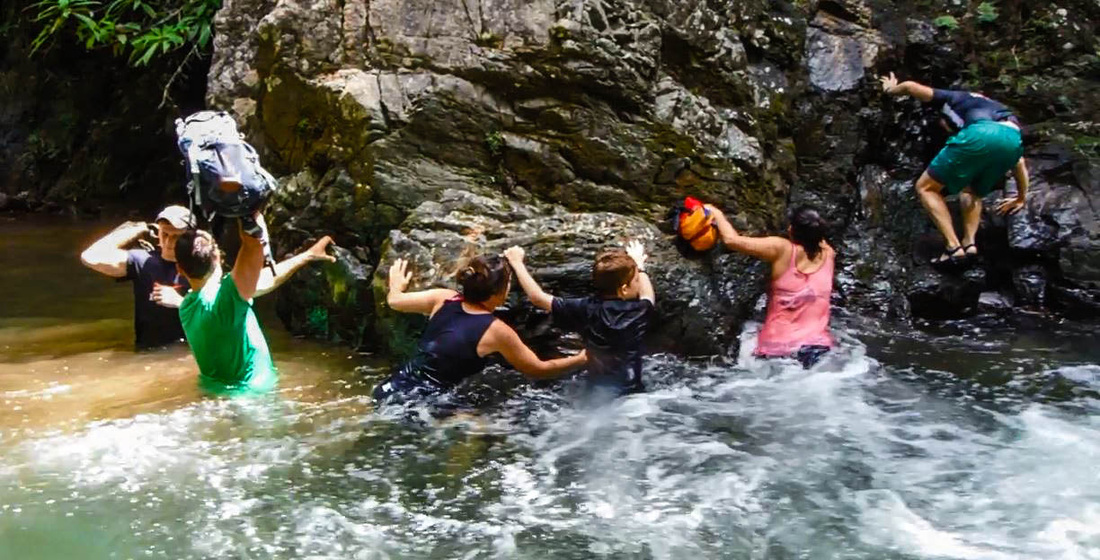 A Trip Report On Family Canyoning Up The Rio Camu In Dominican Republic